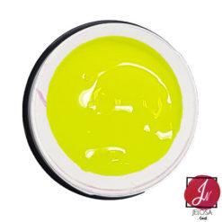 Gel Color Fluo Yellow -5ml